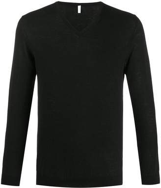 Cenere Gb V-Neck Fitted Jumper