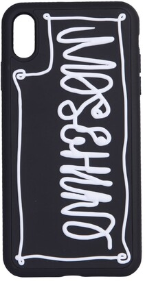 Moschino Logo iPhone XS Max Case