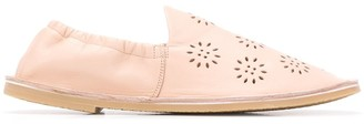 Acne Studios Perforated Loafers