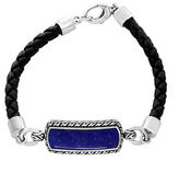 Effy Lapis Lazuli & Sterling Silver Bracelet