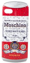 Moschino Beer Can iPhone 5 Case w/ Tags