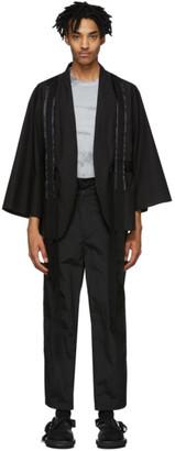 SASQUATCHfabrix. Black Tie Cardigan