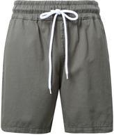 Bassike 'Twill Classic Beach' shorts