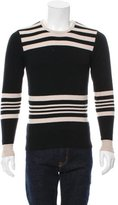 Todd Snyder Striped Wool Sweater