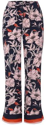 JDY Yadira Floral Trousers