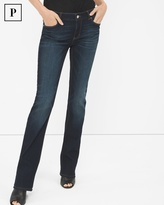 White House Black Market Petite Slim Bootcut Jeans