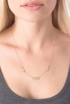 Gorjana Skye Necklace in Gold