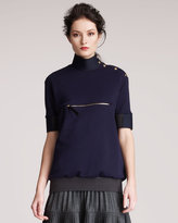 Marni Turtleneck Top