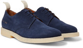 Common Projects - Cadet Suede Derby Shoes