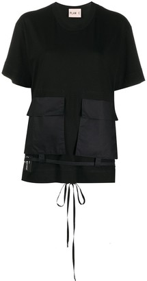 Plan C cargo pocket T-shirt