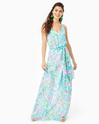 Lilly Pulitzer Lani Maxi Dress