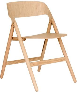 David Irwin for Case Narin Folding Chair, Oak