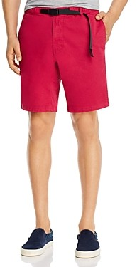 Gramicci Cotton Stretch Twill Belted Regular Fit Shorts