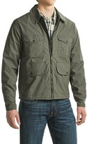 Filson Bell Bomber Jacket - Waxed Cotton (For Men)