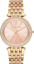 Michael Kors MK3507 Darci two-tone stainles steel watch