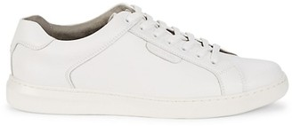 Kenneth Cole New York Low-Top Leather Sneakers
