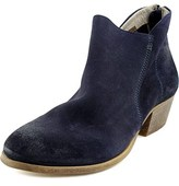 H By Hudson Apisi Round Toe Suede Ankle Boot.