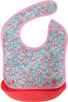 Cath Kidston Forest Ditsy Kids Bib With Food Catcher