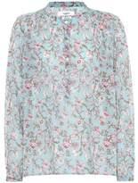 Etoile Isabel Marant Isabel Marant, Étoile Maria floral-printed cotton top