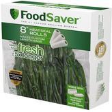 FoodSaver 8 in. Heat-Seal Roll (3-Pack)