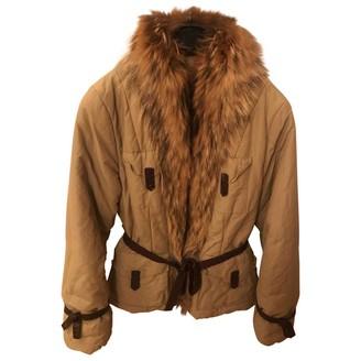 Ramosport Beige Jacket for Women Vintage