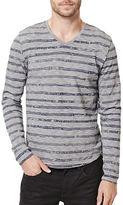 Buffalo David Bitton Stripe Knit Top