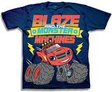 Freeze Navy 'Blaze' Tee - Boys