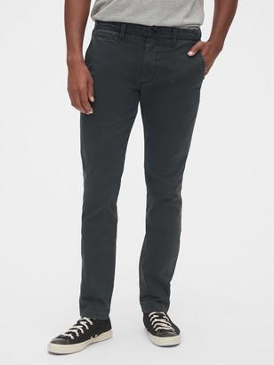 Gap Vintage Khakis in Skinny Fit with GapFlex