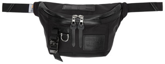 Master-piece Co Master Piece Co Black Potential Ver. 2 Waist Pouch