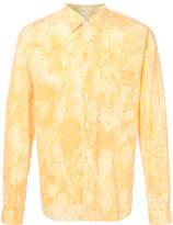 Comme des Garcons acid wash shirt