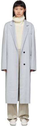 Joseph Grey Cashmere Signe Coat