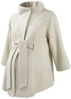 Isabella Oliver Funnel Neck Jacket