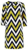 Wallis **Closet Printed Pocket Shift Dress