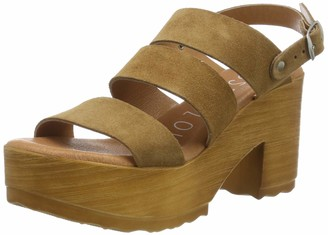 Musse & Cloud Women's Fissy Platform Sandals