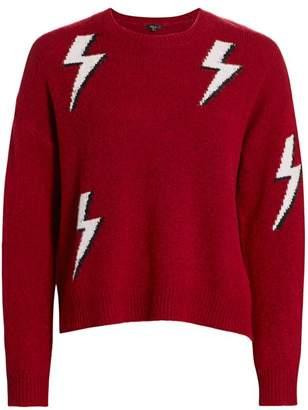 Rails Aries Lightening Bolt Sweater