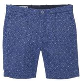 Printed Cotton Bermuda Shorts