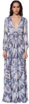 Mara Hoffman Button Down Maxi Dress