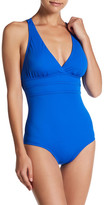 Athena Strappy Back One Piece Swimsuit