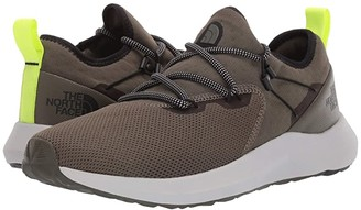 The North Face Surge Highgate (New Taupe Green/TNF Black) Men's Shoes