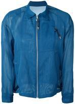 Toga mesh jacket - women - Polyester - 36