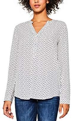 Esprit edc by Women's 107cc1f008 Blouse, (White 110), Small