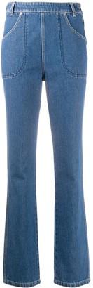 Kenzo Mid-Rise Denim Jeans