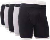 Fruit of the Loom Men's Signature Breathable 4-pack + 1 Bonus Boxer Briefs