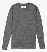 Reigning Champ LS Tiger Jersey Crewneck