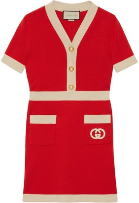 Gucci Interlocking G dress