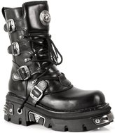 New Rock Boots Unisex Style 373 S4 Black