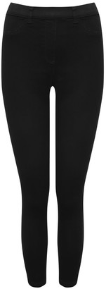M&Co Petite pull on jeggings