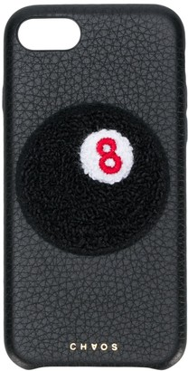 Chaos 8-ball iPhone 7/8 case