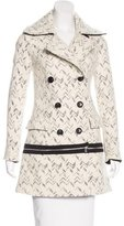 Marissa Webb Wool Short Coat