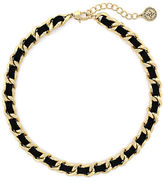 BCBGeneration Woven Necklace